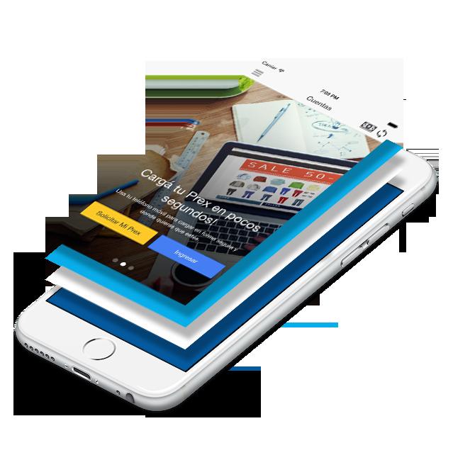 Prex Card App